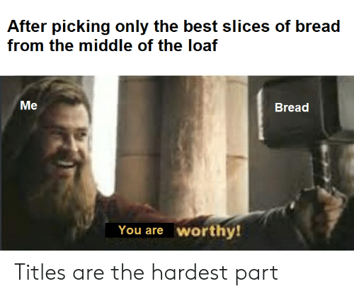 you are the best of the best meme