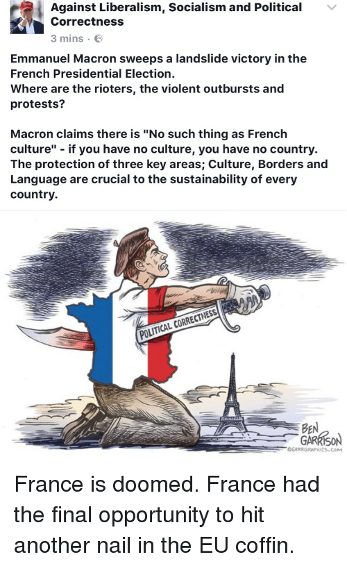 recipe: macron french have no culture [31]