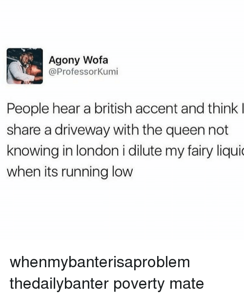 british accent how to write it