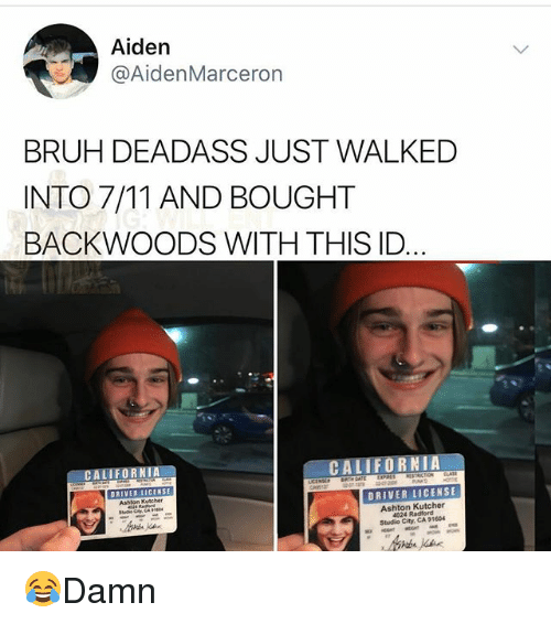aiden aidenmarceron bruh deadass just walked into 7 11 and bought 29783736 ✅ 25 best memes about backwoods backwoods memes