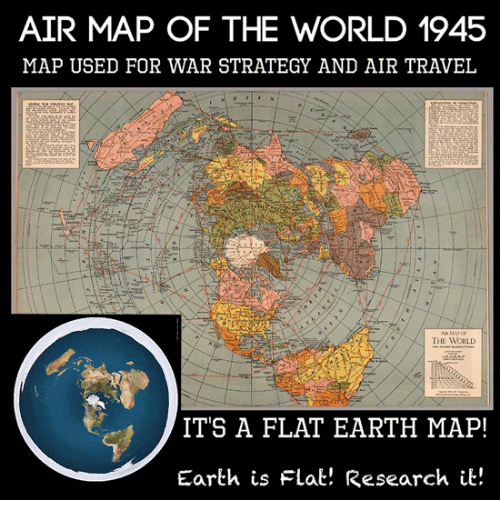 Air map of the world 1945 map used for war strategy and air travel earth travel and world air map of the world 1945 map used for gumiabroncs Gallery