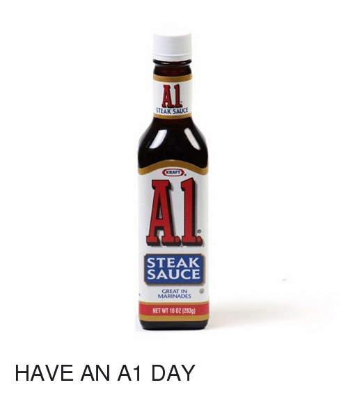 ak sauce craft steak sauce great in marinades have an 2692941 ak sauce craft steak sauce great in marinades have an a1 day