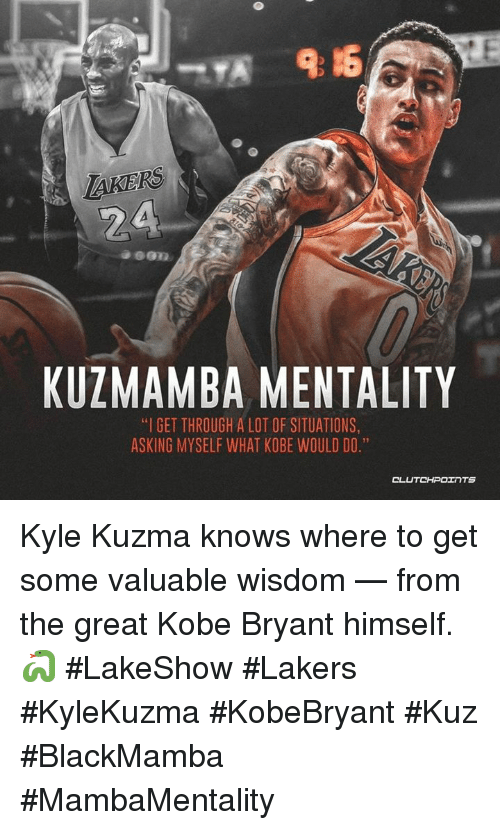AKERS 2 KUZMAMBA MENTALITY I GET THROUGH a LOT OF SITUATIONS