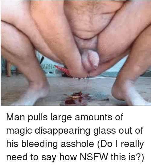 Deer tongue masturbation