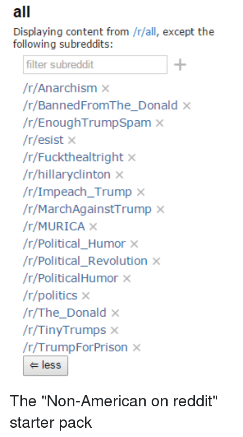Hillary Clinton, Politics, and Reddit: all Displaying content from /r/all