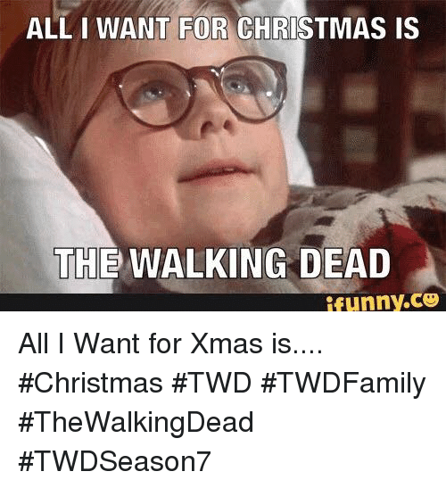 all i want for christmas is the walking dead funny 8909909 all i want for christmas is the walking dead funny all i want for