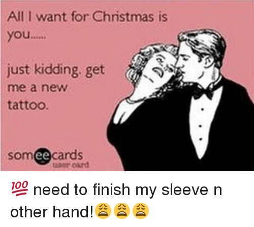 All I Want For Christmas Meme.All I Want For Christmas Is You Just Kidding Get Me A New