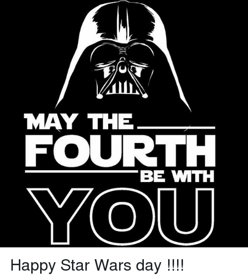 Happy Star Wars Day: Funny Star Wars Day Memes Of 2017 On Me.me