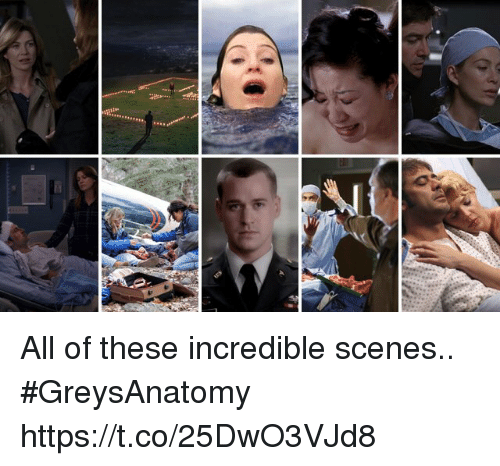 Memes, 🤖, and All: All of these incredible scenes.. #GreysAnatomy https://t.co/25DwO3VJd8