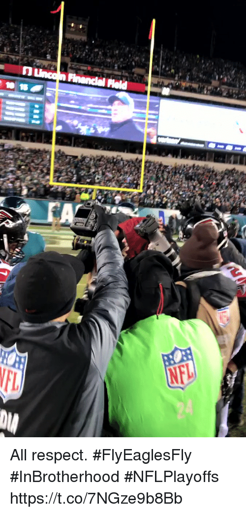 me.me: All respect. #FlyEaglesFly #InBrotherhood #NFLPlayoffs https://t.co/7NGze9b8Bb