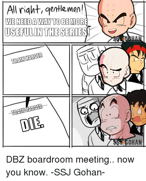 Boardroom Meeting