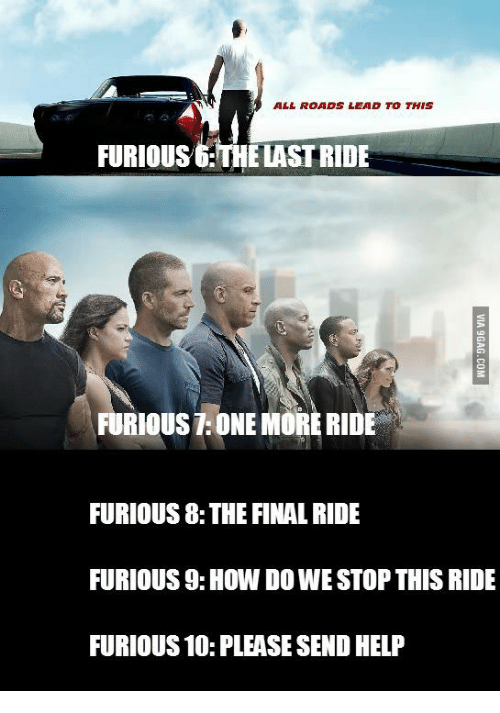 Harambe Fast And Furious