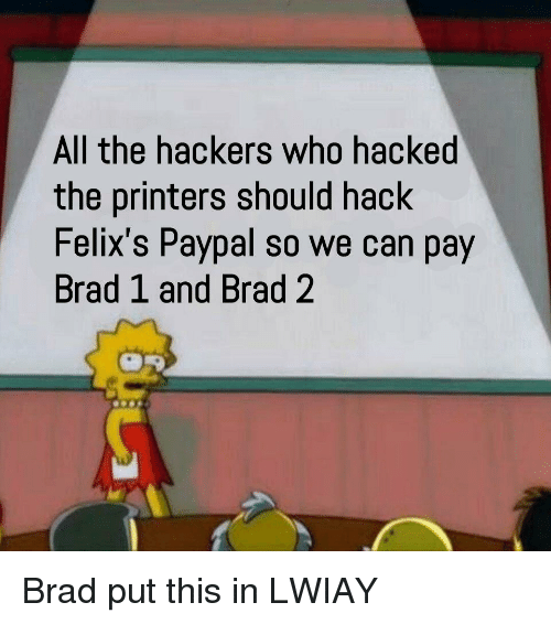 Hacked Paypal Accounts