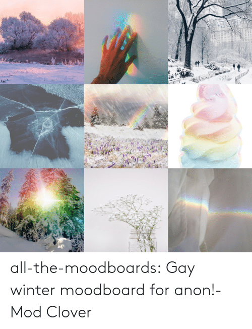 Target, Tumblr, and Winter: all-the-moodboards:  Gay winter moodboard for anon!-Mod Clover