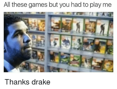 All These Drake Meme