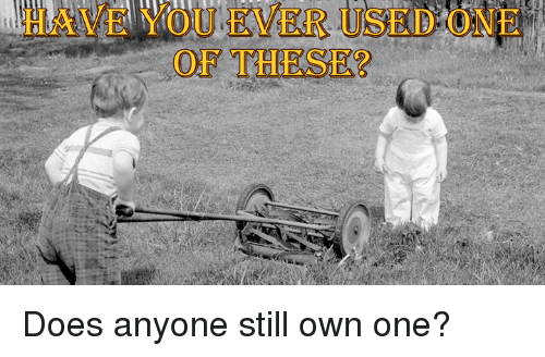 Doe, Memes, and 🤖: all WO UEEVEL USE  DONE Does anyone still own one?