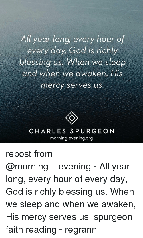 morning and evening spurgeon ebook