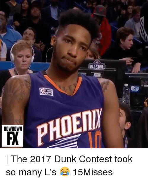 Dunk Contest 2017: The 2017 Dunk Contest Took So