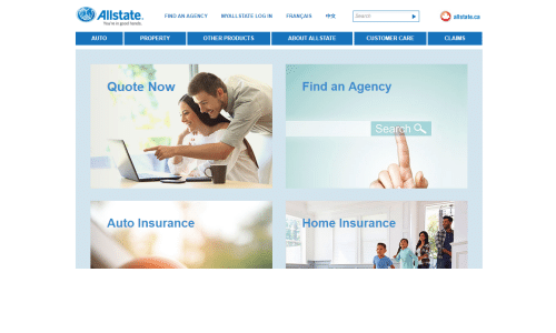 Allstate Find An Agency Myallstate Log In Gs T Irana Allstateca You