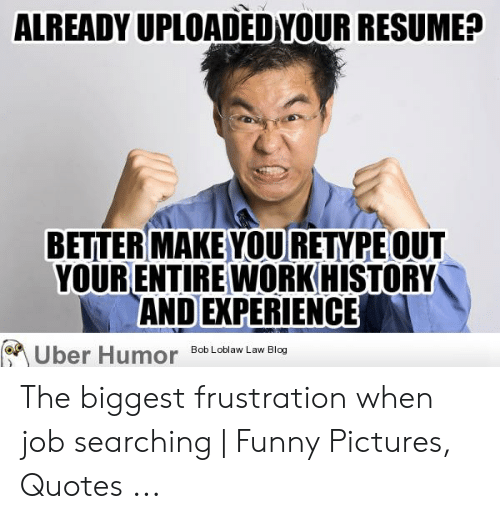 Already Uploadedyour Resume Bettermakeyouretype Out Your Entire