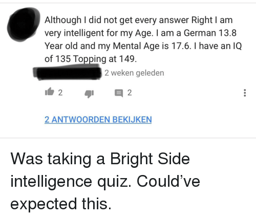 Although I Did Not Get Every Answer Right I Am Very
