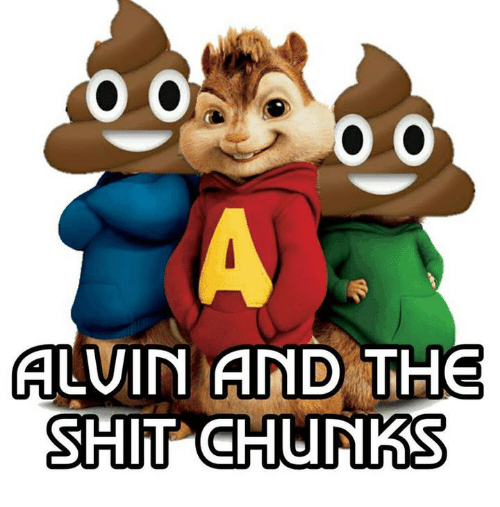 Alvin and the chipmunks pussy