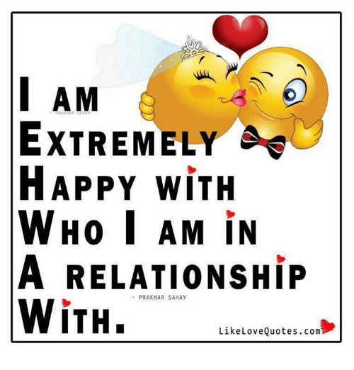 am i in a happy relationship