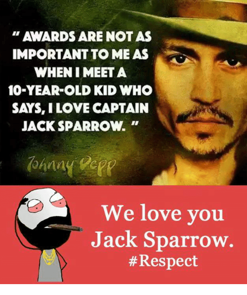 amards are not as important to meas when i meet 5183831 ✅ 25 best memes about captain jack sparrow captain jack