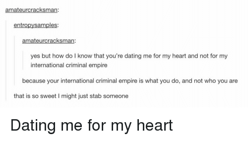 dating meme tumblr Dating pool meme this pin was discovered by weknowmemesdiscover and save your own pins on pinterest insanely fast, mobile-friendly meme generatormake dating pool memes or upload your own images to make custom memes.