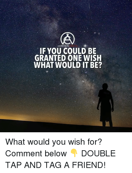 if i had one wish i could wish for you