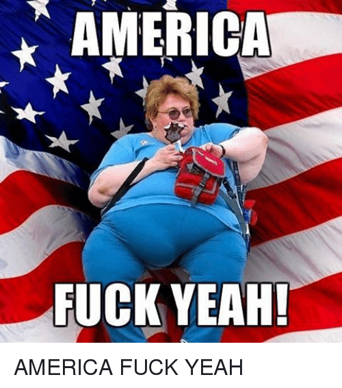 Ameica Fuck Yeah 115