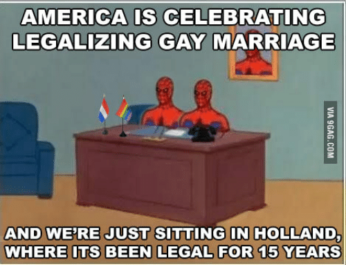 For Legalizing Gay Marriage 11
