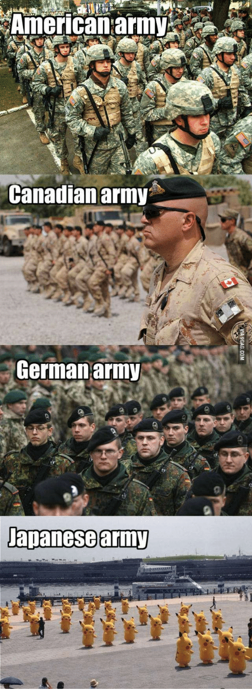 american army canadian army german army japanese armv 16115888 ✅ 25 best memes about canadian army meme canadian army memes