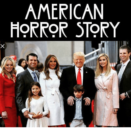 American Horror Story, American, and Horror: AMERICAN  HORROR STORY