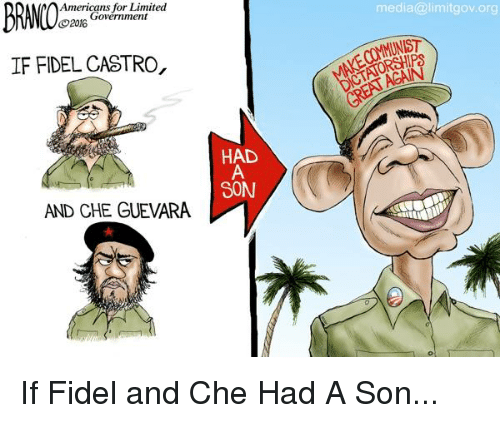 americans for limited 2016 government if fidel castro and che 2571112 americans for limited 2016 government if fidel castro and che