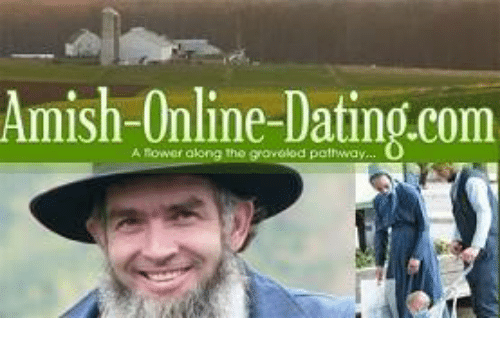 Online dating site for amish