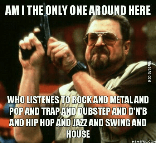 amithe only onearound here wholstenestorock and metaland pop and trapand 14309418 always fullyclothed dnb built by damn sexy memeful com dnb meme