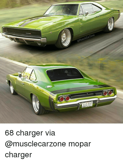 Amusclecarzone Jlg337 433 68 Charger Via Mopar Charger Muscle Cars