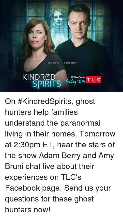adam amy ghost hunters dating While her instagram posts are covered with her blissful moments with her daughter, amy bruni husband and amy bruni married life have fallen behind the shadow of her love for her daughter.