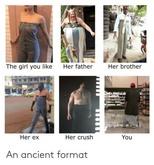 Ancient and Format: An ancient format
