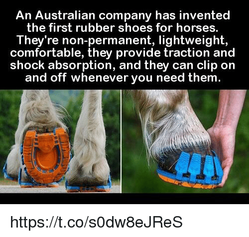 The Company That Invented T: An Australian Company Has Invented The First Rubber Shoes