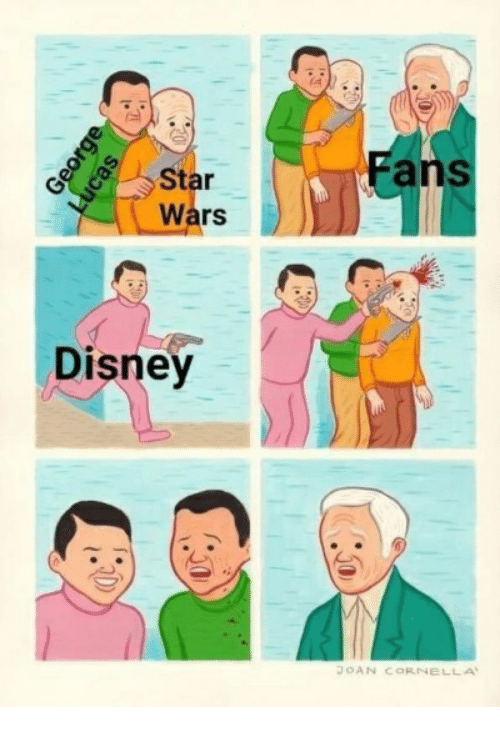 Disney, Star Wars, and Star: an  Star  Wars  Disney
