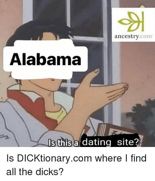 Dating in Alabama