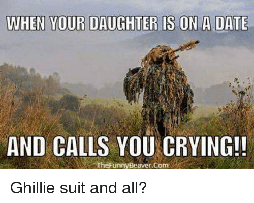 And CALLS YOU CRYING! TheFunnyBeaverCom Ghillie Suit and All