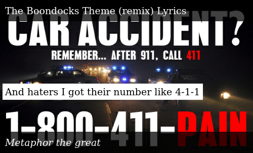 And Haters I Got Their Number Like 4-1-1 | Donald Trump Meme