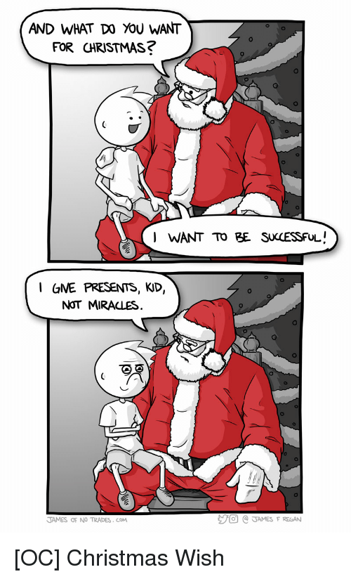 And WHAT DO YOU WANT FOR CHRISTMAS? WANT TO BE SUCCESSFUL ...