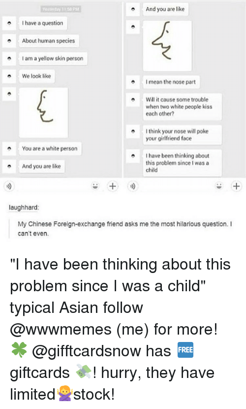 Typical Asian