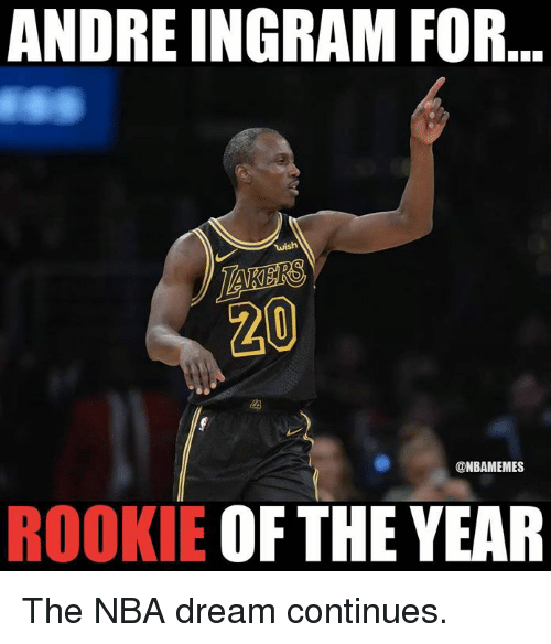 25+ Best Memes About Ingram
