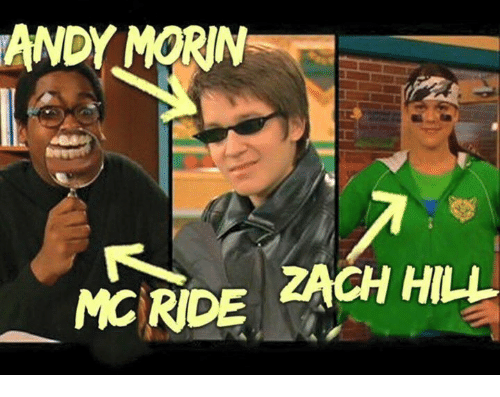 Funny Zach Memes : I sent the original picture to my friend and pointed out zach in