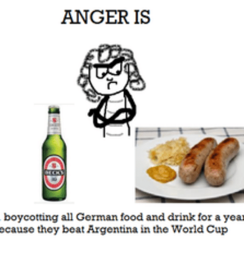 anger is boycotting all german food and drink for a 13878283 ✅ 25 best memes about anger german anger german memes,German Memes